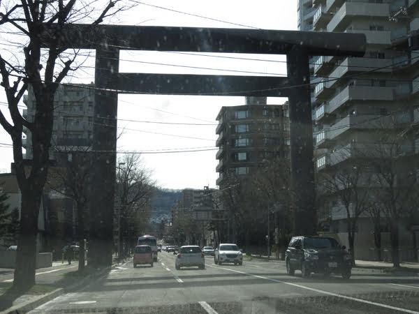28年4月23日北海道神宮参拝01