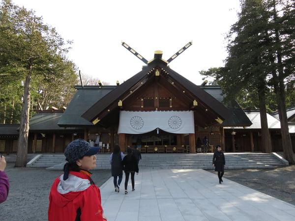 28年4月23日北海道神宮参拝07