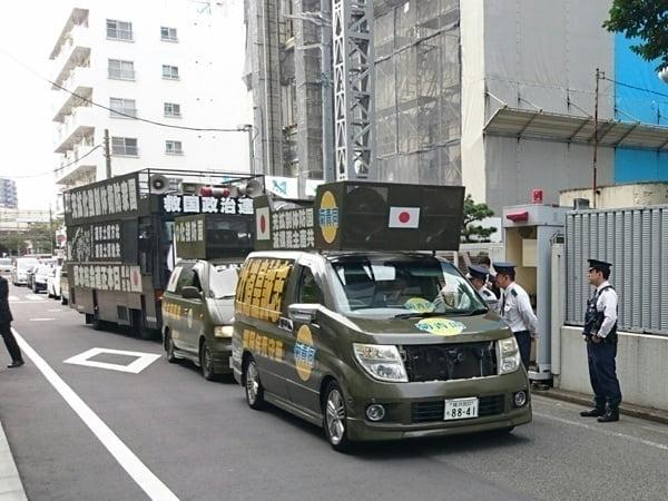 28年10月22日警視庁第六機動隊抗議運動06
