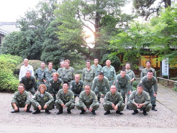 28年9月25日救国同志会埼玉支部結成記念運動08